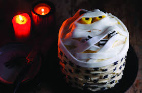 Halloween Mummy Cakes Mummy Cake Recipe Recipe Halloween Food Tesco Real Food