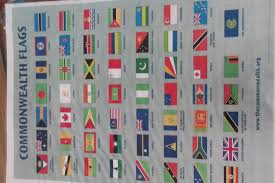 Commonwealth Flags Introduction To Commonwealth Week Cherry Tree Class