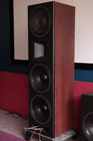 home theater front speakers diy front soundstage build 3 way triple 12 inch beyma tpl 150