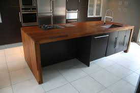 plan de travail bois cuisine plan de travail en bois massif pour cuisine cuisine naturelle