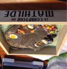 mathilde en cuisine oeuf a casser noir paques le comptoir de mathilde