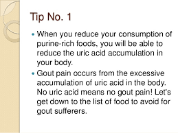 list of foods uric acid drug to decrease uric acid formation