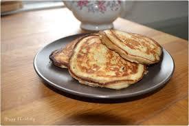 recette pancakes hervé cuisine pancakes healthy légers végétarien