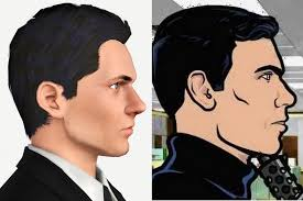 archer cartoon mod the sims sterling archer q for mods