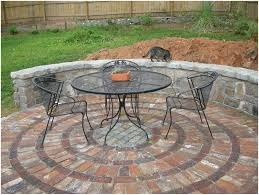 backyards fascinating designs on circular block paving patterns