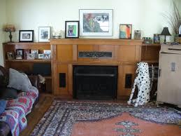 modern fireplace facelift
