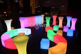 glowmi led glow furniture u0026 decor event party rentals toronto