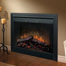 Electric Fireplace Insert Dimplex 33 In Built In Electric Fireplace Insert