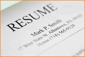 resume header 8 header for resume character refence