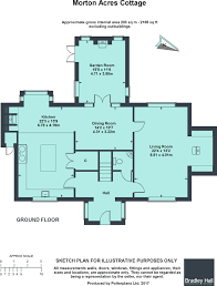 morton acres cottage chilton moor floor plans