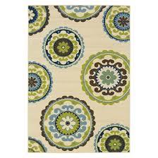 samantha medallion indoor outdoor rug target