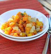 cuisiner les l馮umes d hiver ratatouille confite de légumes d hiver les meilleures recettes de