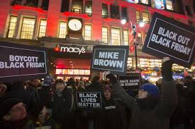 target black friday saler ferguson decision protesters target black friday sales