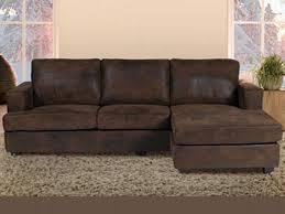 canapé en cuir marron canapé canapé simili cuir fantastique canape cuir marron vieilli