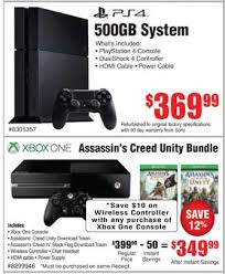 frys deals black friday fry u0027s black friday ad xb1 bundle for 299 wii u bundle for
