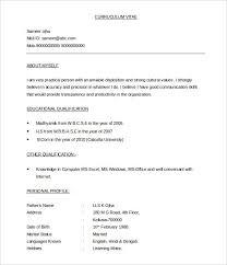 cv new graduates photo cv template doc word pdfjpg