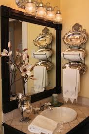 Antique Bathroom Decor Best Bathroom Shelf Decor Ideas On Pinterest Half Bath Decor