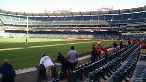 monster truck show anaheim stadium angel stadium section 103 rateyourseats com