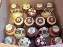 baby boy shower cupcakes cupcakes for baby shower boy recipes sdc13084 baby shower diy
