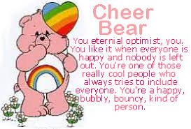 Care Bear Meme - cheer bear from see what care bear you are meme flickr