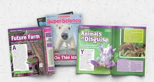 scholastic superscience the current science magazine for grades 3 6