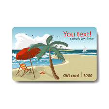 discount travel images Summer sale discount gift card branding design for travel stock jpg