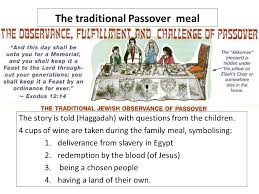passover 4 cups the feasts of the lord god commanded his the jews to keep