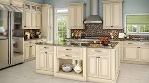 Kitchen Charleston Antique White Kitchen Cabinet Featuring Gray Kitchen Endearing Off White Shaker Kitchen Cabinets Antique Los