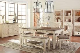 bolanburg dining room set w bench formal dining sets dining