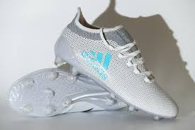 s footy boots australia buy adidas x 17 3 fg football boots australia white gray for a