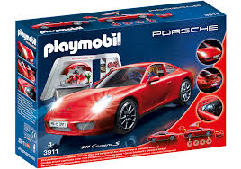 red porsche truck porsche 911 carrera s 3911 playmobil usa