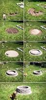 awesome diy fire pit ideas and designs recycled things