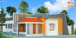 Kerala Single Floor House Plans Single Home Designs 1200 Sq Ft Single Floor Contemporary Home