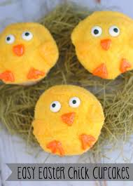 Easter Cupcake Decorations Easy by Easy Easter Cupcakes Recipe Not Quite Susie Homemaker