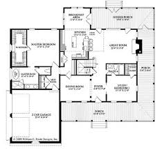 Cottage Home Floor Plans by 168 Best House Plans Images On Pinterest House Floor Plans
