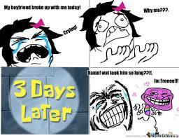 15 funny break up memes