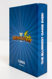 drinkopoly the king of drinking games combined board table