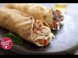arabic wrap chicken shawarma roll recipe egg shwarma wrap arabic