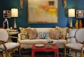 Turquoise Living Room Decor 50 Eclectic Living Rooms For A Delightfully Creative Home