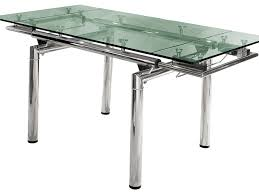 kitchen 72 lovely modern tempered glass dining room table as top