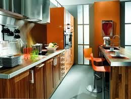 am駭agement cuisine en longueur amenager une cuisine en longueur jouez avec les volumes