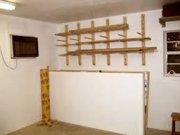 lumber storage rack system plans diy free download how to build a