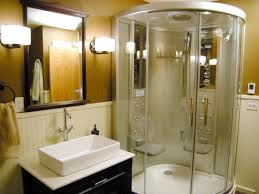 shower designs small space with glass and cabinet ideas for smart