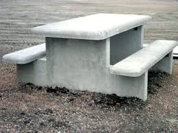 round cement picnic tables cement table and benches concrete picnic table plans patios tile or