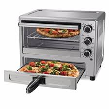 Proctor Silex Toaster Oven Reviews Oster Convection Oven With Dedicated Pizza Drawer Review