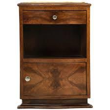 antique nightstands and bedside tables walnut bedside table as well as french art nightstand or bedside