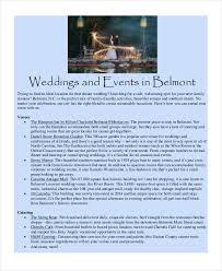 Destination Wedding Itinerary Template Destination Wedding Itinerary Template