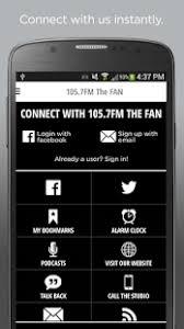 105 7 the fan listen live 105 7fm the fan milwaukee apps on google play