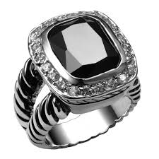 black wedding rings for black wedding rings his and hers tags black onyx wedding rings