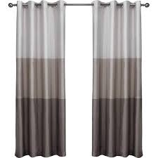 2 Tone Curtains Two Tone Curtains Earth Tone Striped Curtains Piercingfreund Club